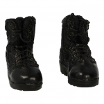 Leather Magnum Boots (Black)