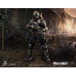 FW Modern Series - Exo-Skeleton Exosuit Armor Suit Test-01