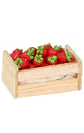 Strawberry Crate (Red)