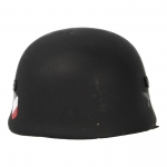 Diecast M38 Fallschirmjäger Double Decals Helmet (Olive Drab)