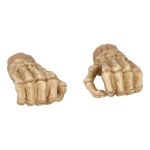Skeleton Hands (Beige)