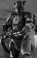 Star Wars : The Mandalorian - Heavy Infantry Mandalorian