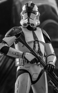 Star Wars : The Clone Wars - 501st Battalion Clone Trooper