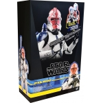 Star Wars : The Clone Wars - 501st Battalion Clone Trooper (Deluxe Version)