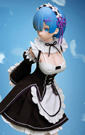 Re Zero : Life In A Different World From Zero - Rem