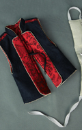 Fight Kimono Set (Red)
