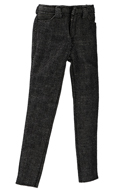 Female Slim Jeans (Black)