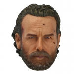 Battle Damaged Andrew Lincoln Headsculpt