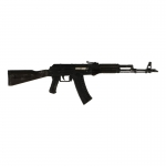 Worn AKM74 Assault Rifle (Black)