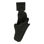 Worn Basketweave Holster (Black)