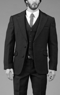 Gentleman Suit 3.0 Set (Black)