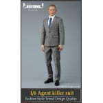 Set Agent Killer Suit (Gris)
