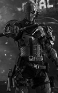 Batman : Arkham Origins - Deathstroke