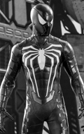 Spider-Man - Spider-Man Anti-Ock Suit (Deluxe Version)