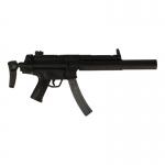 HK MP5 SD3 Submachinegun (Black)
