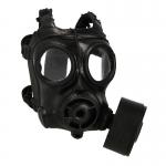 Masque à gaz avec housse (Noir)