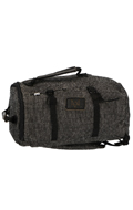 Back Pack Duffle Bag (Grey)