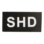 Patch SHD (Noir)