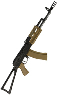AK74M Assault Rifle (Beige)