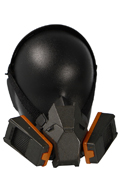 Gas Mask (Black)