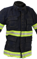 F.D.N.Y. Fire Resistant Jacket (Blue)