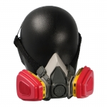 Gaz Mask (Red)