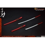 Samurai Swords (Rouge)