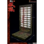 Miyamoto Musashi Display Stand Diorama (Brown)