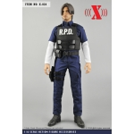 Raccoon City Police Department Set (Blue)