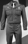 Golden Ages Captain Uniform Suit Set