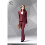 Office Lady Female Suit Set (Red)