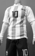 Argentina National Team Jersey Set (Blue)
