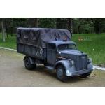 36-6700A Opel Blitz Truck Opel Blitz Truck (Grey)