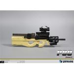 Pistolet mitrailleur P90 (Sable)