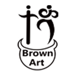 Figurines Brown Art