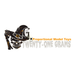Figurines Twenty-One Grams