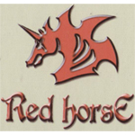 Figurines Red Horse