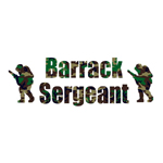 Figurines Barrack Sergeant