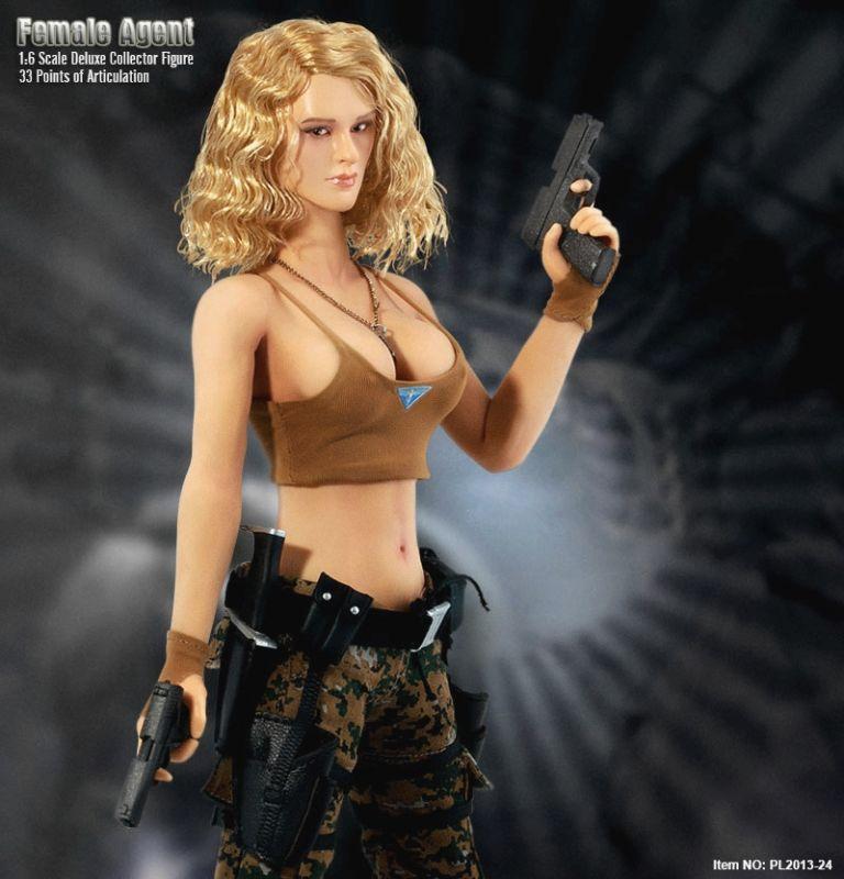 Female Agent Models