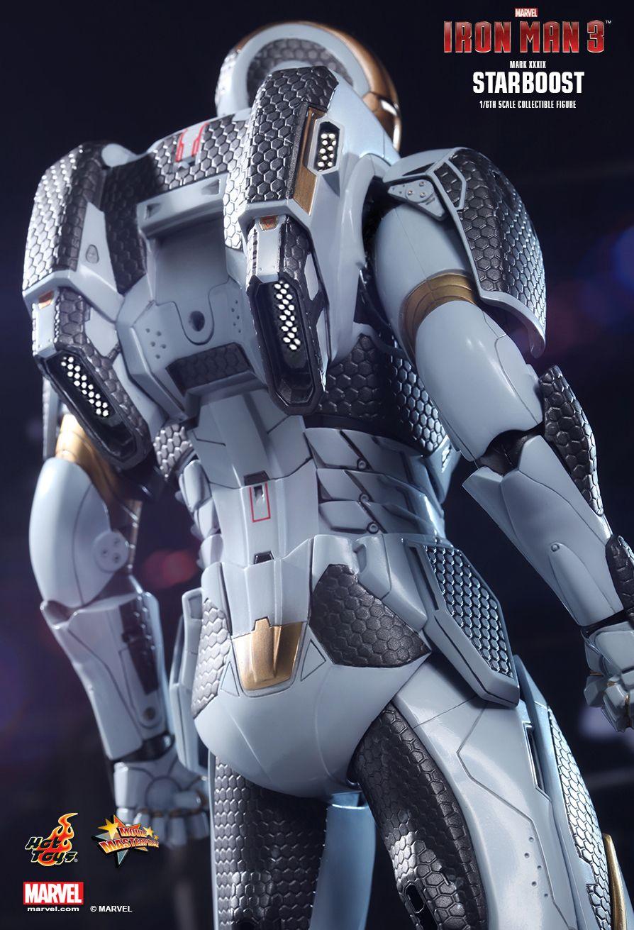 Iron Man 3 Mark Xxxix Starboost