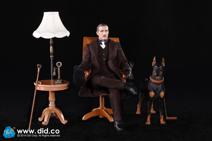 DID Robert Chicago gangster 4 hand lot 1//6 scale toys new type hands 3R no pegs