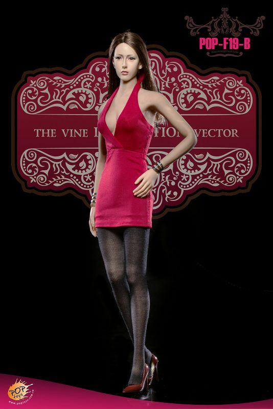 set de v tements mini jupe sexy femme rouge machinegun. Black Bedroom Furniture Sets. Home Design Ideas