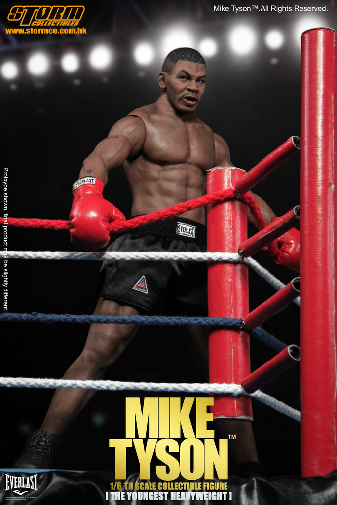 """1//6 Mike Tyson head sculpt WBC WWE Boxing King Tattoo  For 12/"""" HT Male Action"""