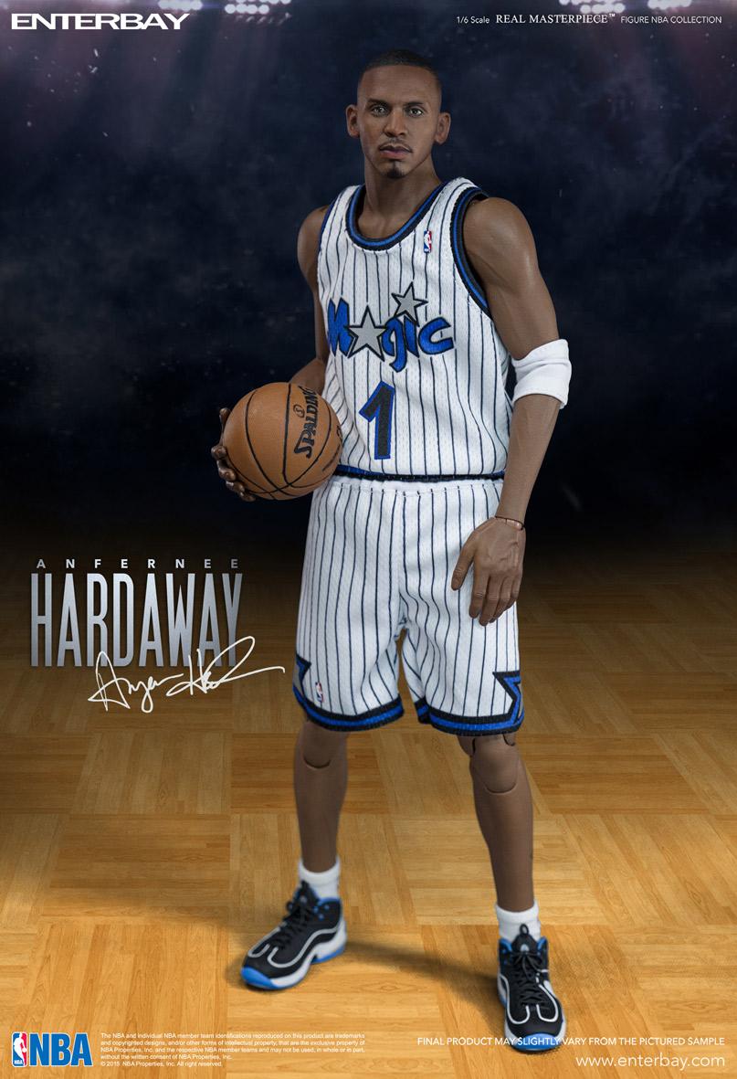 best sneakers c4abd 9b355 NBA Collection - Anfernee Penny Hardaway