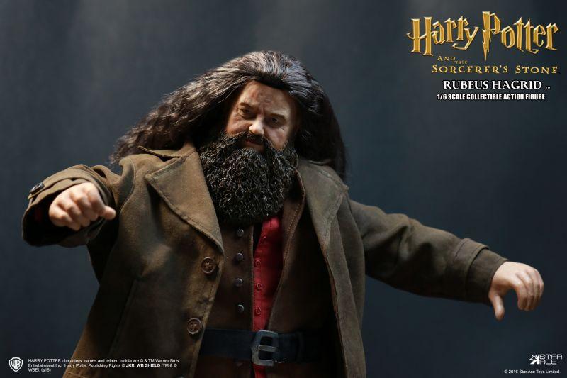 Minifigure Harry Potter RUBEUS HAGRID V2 neuf livraison 2-4 jour