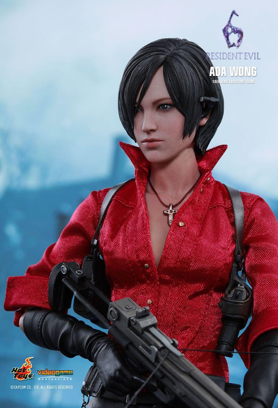Resident Evil 6 Ada Wong