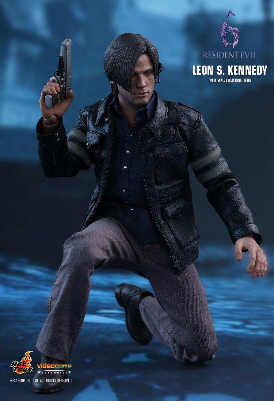 Resident Evil 6 Leon S Kennedy