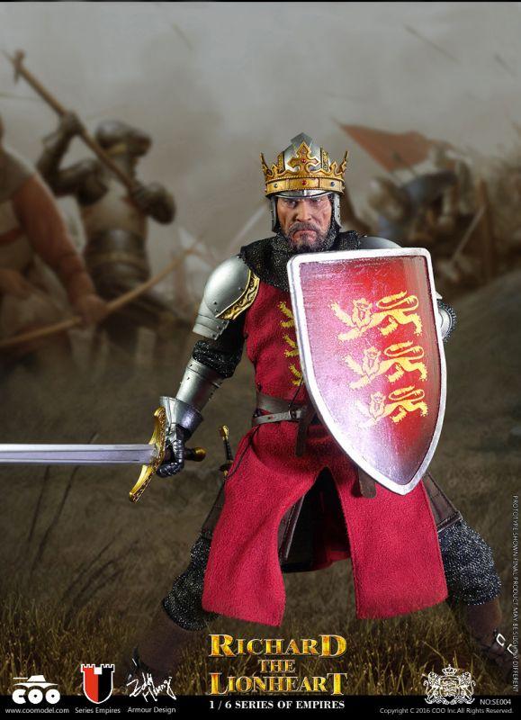 """Custom tunique pour 1//6 scale 12/"""" action figure médiéval chevalier Ignite Viking"""