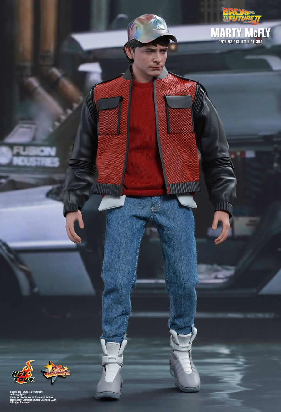 back to the future part ii marty mcfly. Black Bedroom Furniture Sets. Home Design Ideas