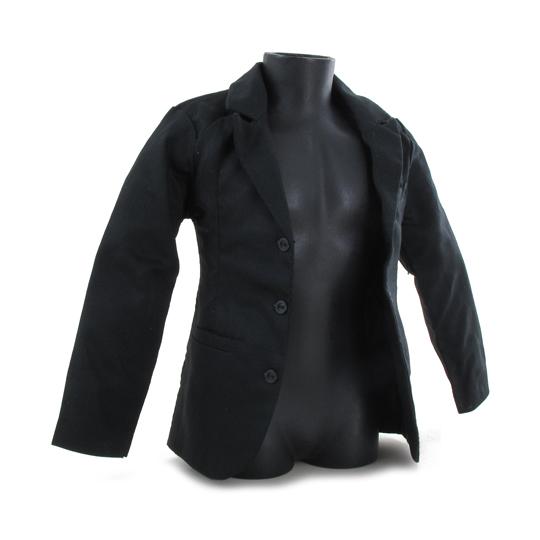 Veste de costume noir